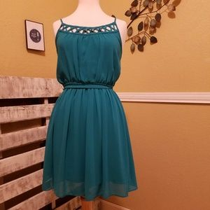 BCX Turquoise Dress size 8